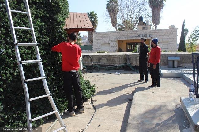 الناصرة: كيف تجري الاستعدادات للاحتفال بالميلاد؟