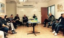 غطاس يلتقي المعلمين العرب بالجنوب والاتفاق على المطالب