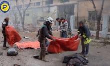 """سورية: المعارضة تتهم النظام وحلفاءه بتحويل حلب لـ""""تابوت حقيقي"""""""