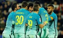 برشلونة يقع بفخ التعادل أمام فريق من الدرجة الثالثة