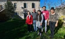 عائلة من الرقة تبني مستقبلها في الريف الفرنسي