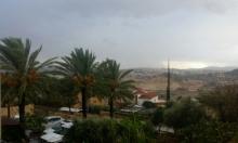 حالة الطقس: تواصل هطول الأمطار الغزيرة