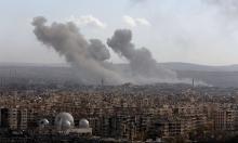 سورية: تحطم طائرة حربية ومصرع أفراد طاقمها