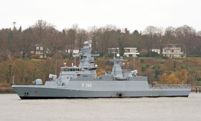 أبو ظبي تبني سفنا عسكرية لإسرائيل
