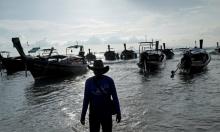 12 قتيلا ونزوح مئات آلاف بسبب الفيضانات في تايلاند
