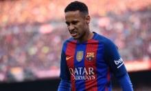 برشلونة يوضح مدى إصابة نجمه البرازيلي