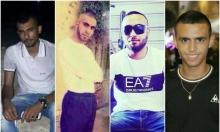 ضحايا الحادث بمركز البلاد من الرملة ويافا وعكا