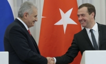 تركيا وروسيا تبحثان تشغيل محطة نووية