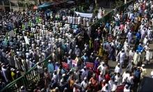 21 ألفا من الروهينجا يفرون إلى بنغلادش