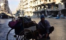 الموت يحاصر حلب: نقص الدواء يقتل مسنة بالشارع