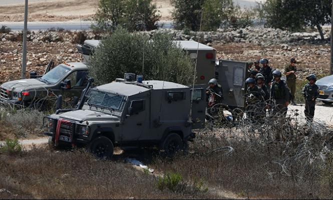 إسرائيل تصادق على إدخال مدرعات للسلطة الفلسطينية
