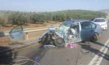 كفر مندا: إصابتان حرجتان في حادث طرق