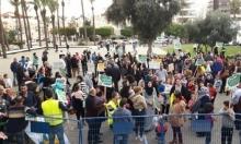متظاهرون: رئيس بلدية عكا يريد الانتصار على أطفالنا