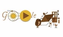 جوجل يحتفي بـ340 عاما لاكتشاف سرعة الضوء