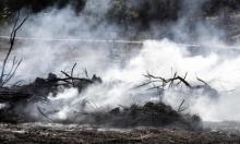 دير حنا: لائحة اتهام ضد 3 شبان على خلفية الحرائق