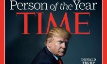 """مجلة """"تايم"""" تختار ترامب شخصية العام"""