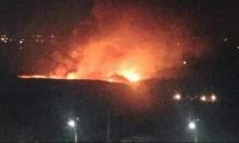 ليبرمان يلمح إلى مسؤولية إسرائيل عن قصف مطار المزة