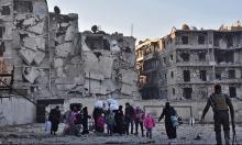 دعوات أممية ودولية لوقف إطلاق النار في حلب