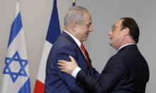 نتنياهو يشترط إلغاء المبادرة الفرنسية ليلتقي عباس!