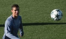 ريال مدريد يساند كريستيانو رونالدو في أزمته