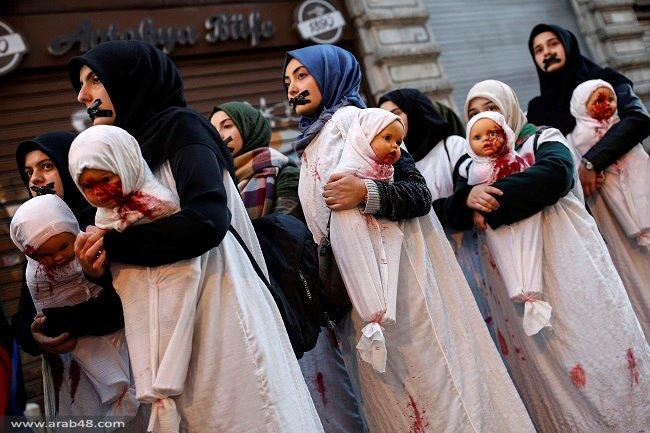 """مقتل 935 مدنيا بحلب و""""أطباء العالم"""" تنتقد الصمت الدولي"""
