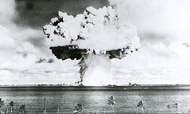 إسرائيل أجرت تجربة نووية مع نظام الأبرتهايد عام 79