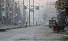 ثمانيني وزوجته على خط التماس... قصة من حلب