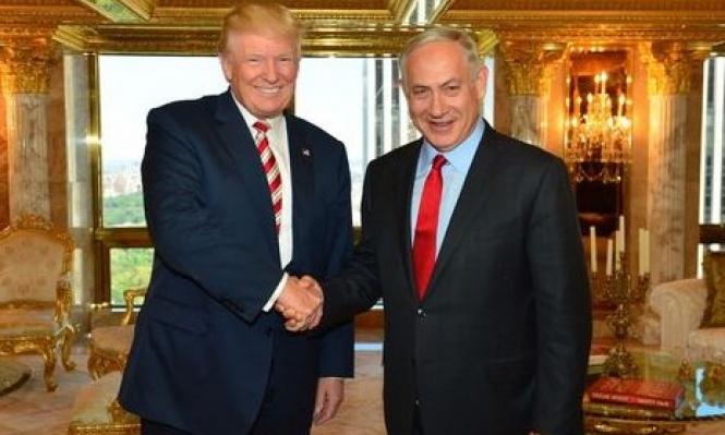 محادثات أولية بين إسرائيل وإدارة ترامب