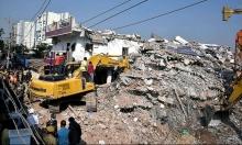 الهند: مصرع 9 أشخاص في انهيار مبنى