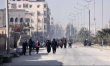 حلب: تواصل القصف وتفاقم الأوضاع الإنسانية