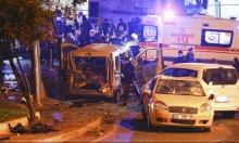 مقتل 13 شخصا وعشرات الجرحى في انفجار إسطنبول