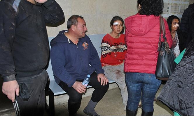 بلغاريا: قتلى وجرحى ودمار في انفجار صهاريج غاز