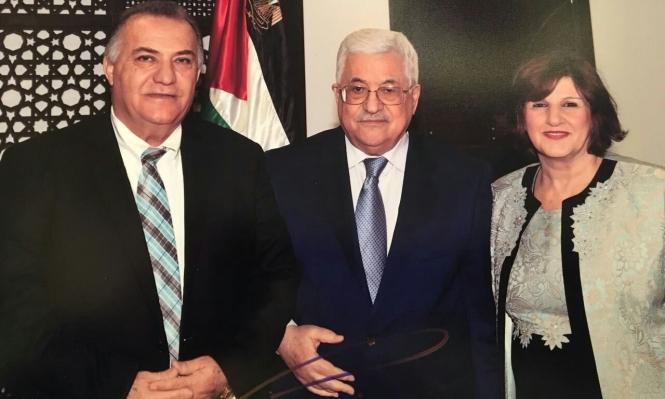 سلام يلتقي عباس في رام الله