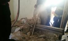 مصرع عامل وإصابة آخر إثر انهيار جدار بورشة بناء
