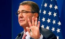 """كارتر يصل بغداد للتداول بسير الحرب على """"داعش"""""""