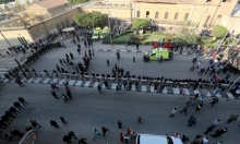 استنفار وقبضة أمنية في شوارع القاهرة بعد التفجير