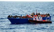 إنقاذ 1164 مهاجرًا والعثور على 6 جثث في المتوسط