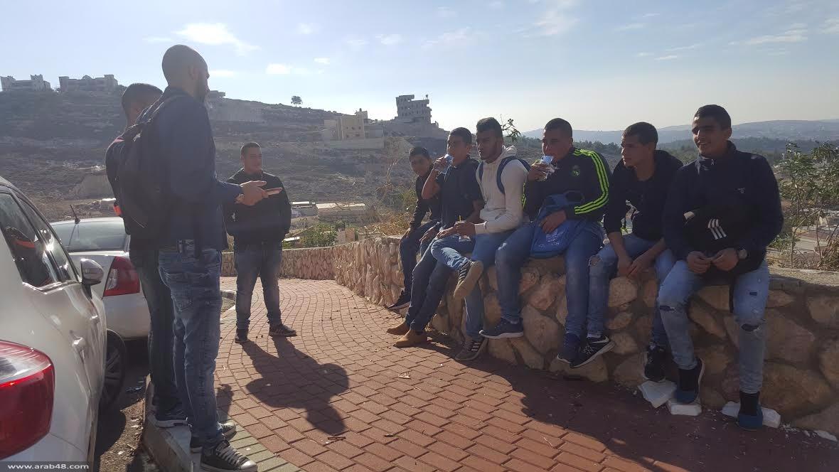 طمرة: إضراب مفتوح ما لم تحل قضية البجروت