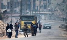 مقتل 60 شخصا في اقتحام مناطق شرق حلب