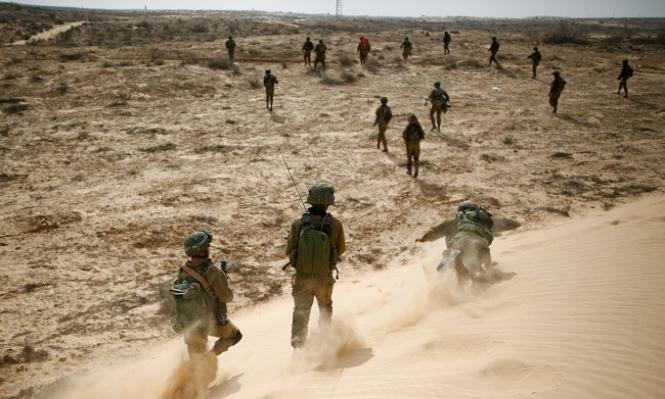 """حراك افتراضي لمئات الجنود برفض إخلاء """"عامونا"""""""