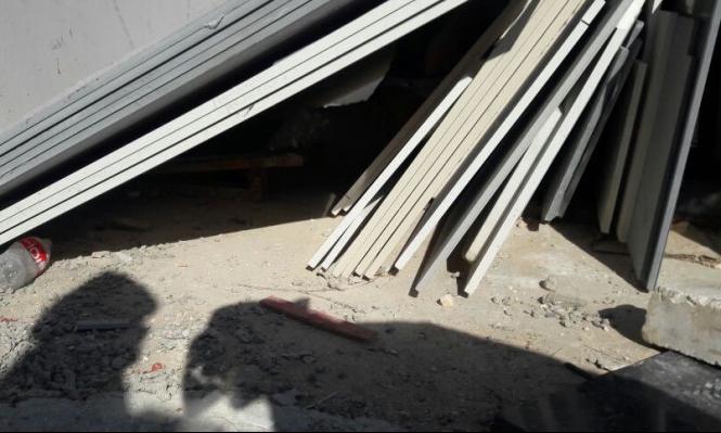 مصرع عامل من القدس في حادث عمل