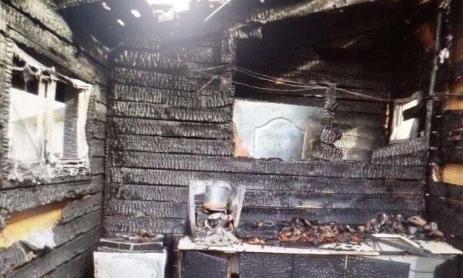 جولس: إضرام النار في مبنى