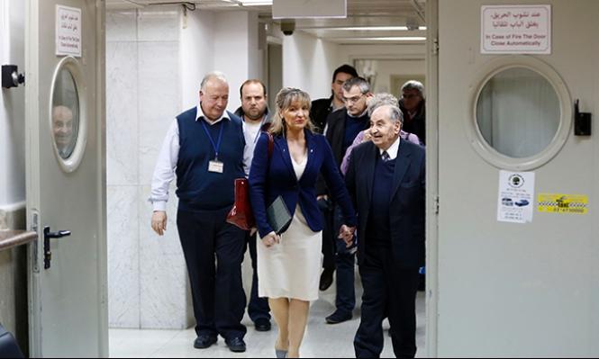 ديون الحكومة الفلسطينية تهدد خدمات المقاصد والمطلع الطبية