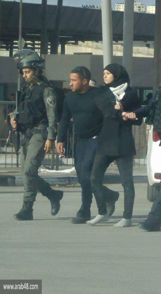 حاجز قلنديا: إصابة فلسطينية بنيران الاحتلال بزعم عملية دهس