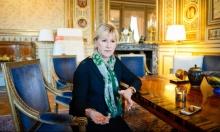 نتنياهو يرفض استقبال وزيرة خارجية السويد
