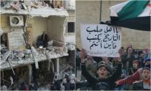 كل ما حدث في حلب منذ إندلاع الثورة السورية