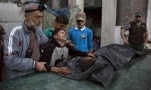 المرصد: 312 ألف قتيل بالنزاع السوري