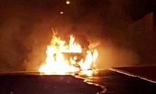 إضرام النار بسيارتين في الرامة ودير الأسد