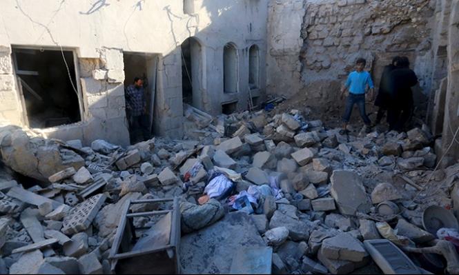 أنباء عن اتفاق لإجلاء المدنيين والمقاتلين من شرق حلب