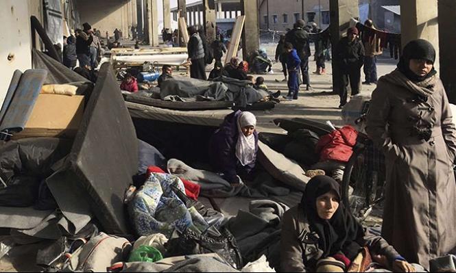 حلب: الصليب الأحمر على استعداد للمساعدة في الإجلاء